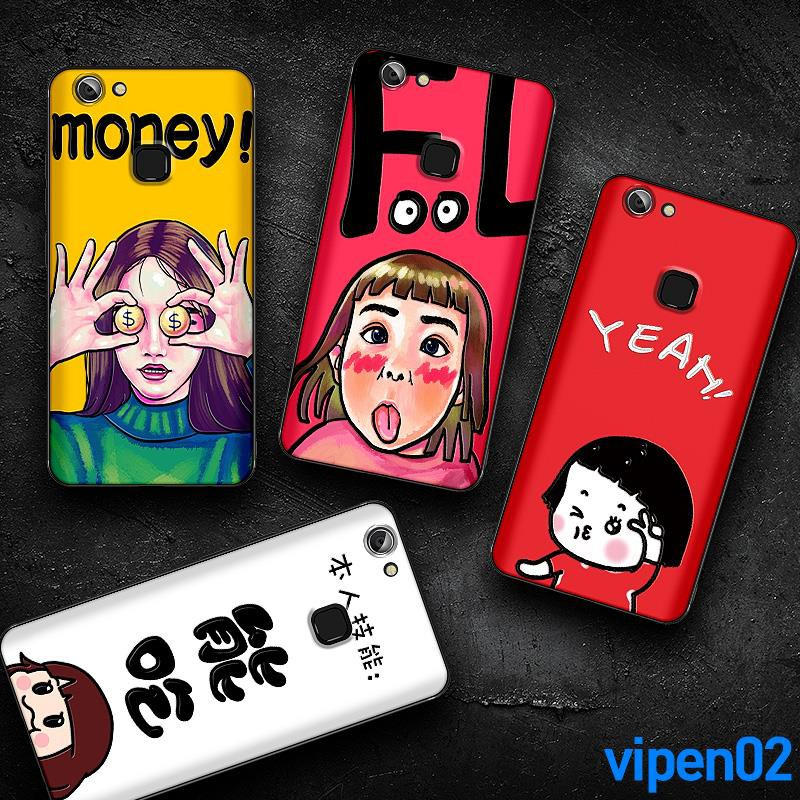 Value sale vipen02vivoy71 mobile phone case vivo y75 female soft silicone y79 pr
