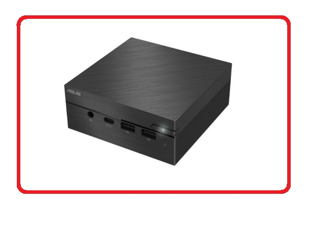 【2018 CES 八代新品 】ASUS 華碩VivoPC PN40-B020M  附壁掛架迷你電腦 Intel J4005/4GB*1/128G M.2 SSD/3-3-3/VESA/NO-OS