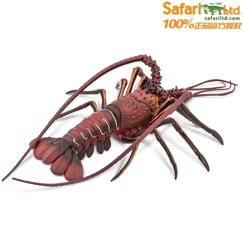 超讚tvbuy2❤美國Safari原裝模型玩具海洋奇跡大尺寸系列100076大螯蝦小龍蝦