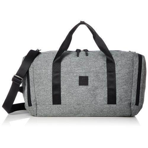 Anello AT-C2297 Antique Mottled Poly 2 Way Boston Bag Gray