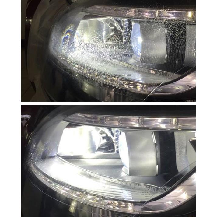大燈快潔 BENZ 賓士 W210 W211 W219 W140 W220 W24 原廠大燈泛黃霧化拋光翻新處理