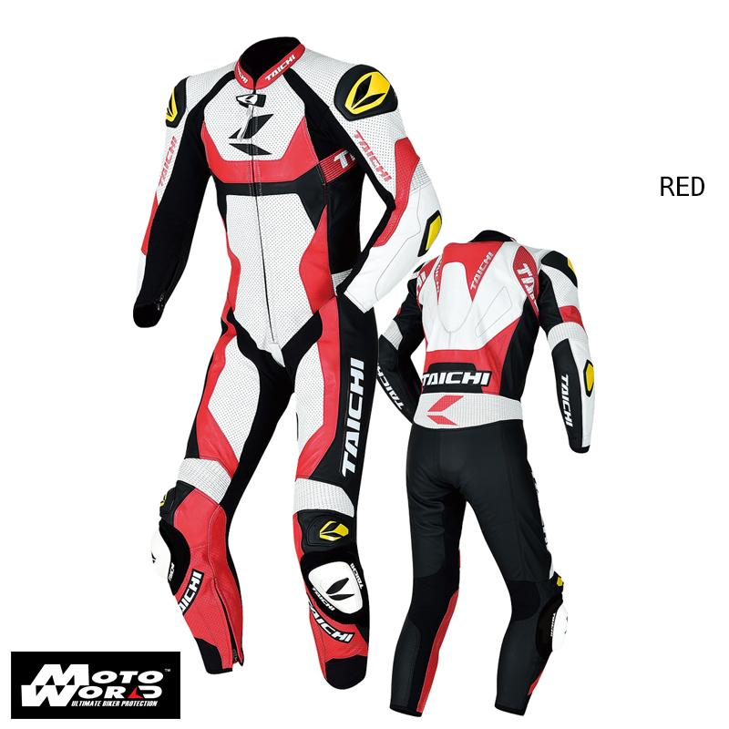 RS Taichi TC NXL304 GP-WRX Leather Suit - MS