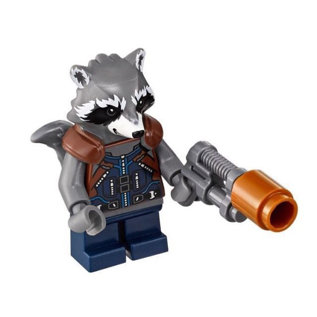 《Brick Factory》全新 樂高 LEGO 76102 76079 火箭浣熊 Rocket Raccoon