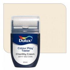 สีขนาดทดลอง Dulux Colour Play™ Tester - Chantilly Cream 38YY 85/096