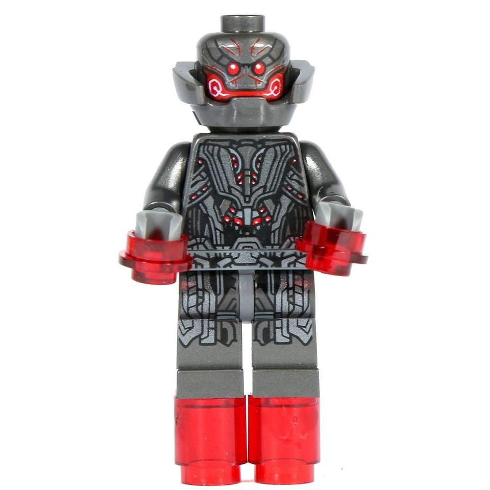 #玩樂高 LEGO 76031 全新未組 奧創 76032 76038參考