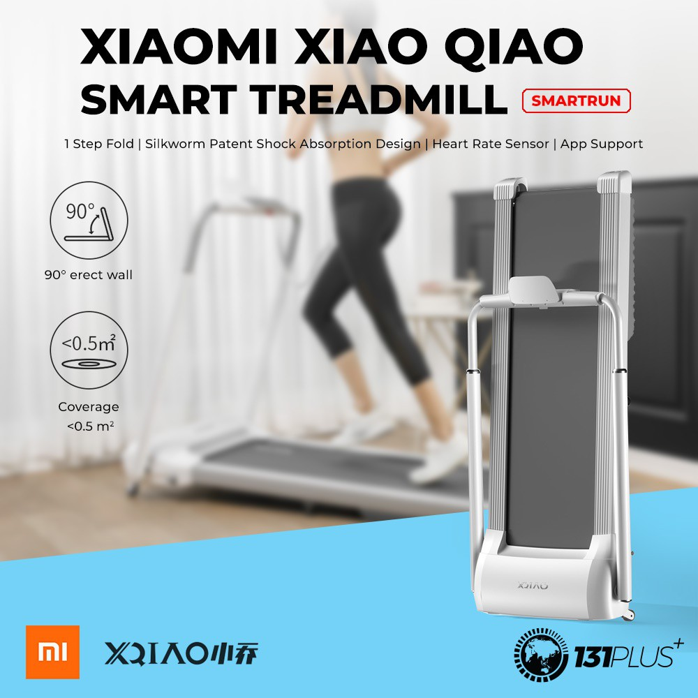 Xiaomi Xiao Qiao Smart Foldable Treadmill SmartRun