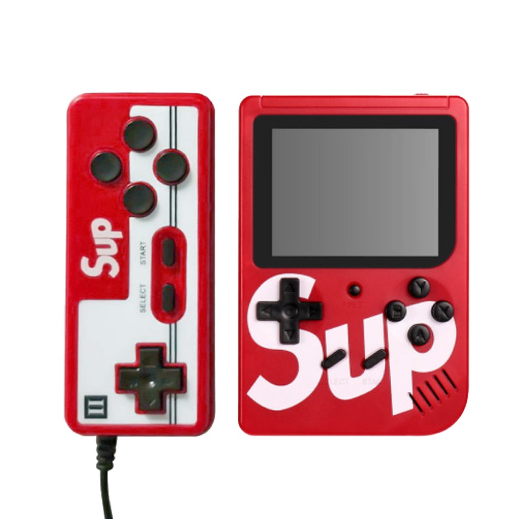 「現貨快出」復古掌上型遊戲機 400in1 電動玩具 可接電視 瑪莉兄弟 泡泡龍 炸彈超人 俄羅斯方塊 貪食蛇