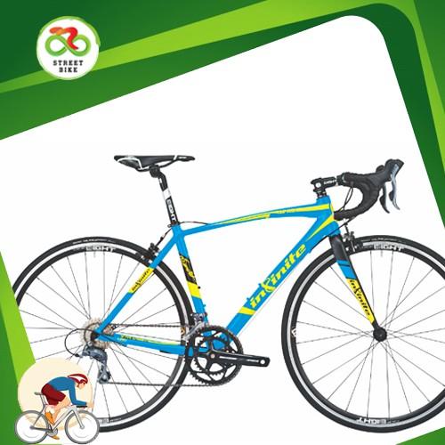 จักรยานเสือหมอบ INFINITE SPAD SPORT size 43.5  blue yellow