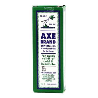 Axe Brand Medicated Oil No.5