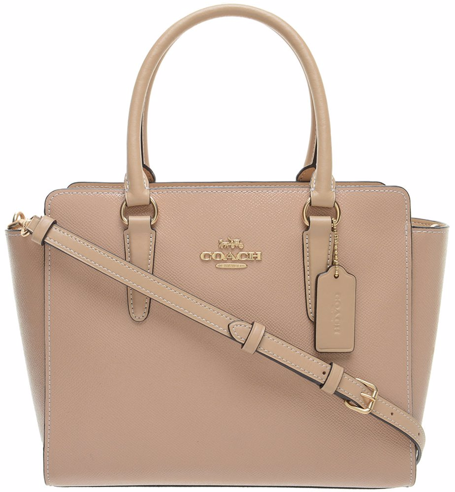Leather Handbag-Coach-041752-Beechwood