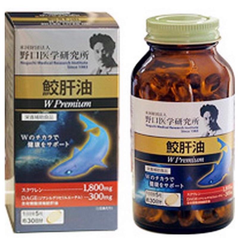 日本 ORIHIRO 深海鮫 魚油 魚肝油100%
