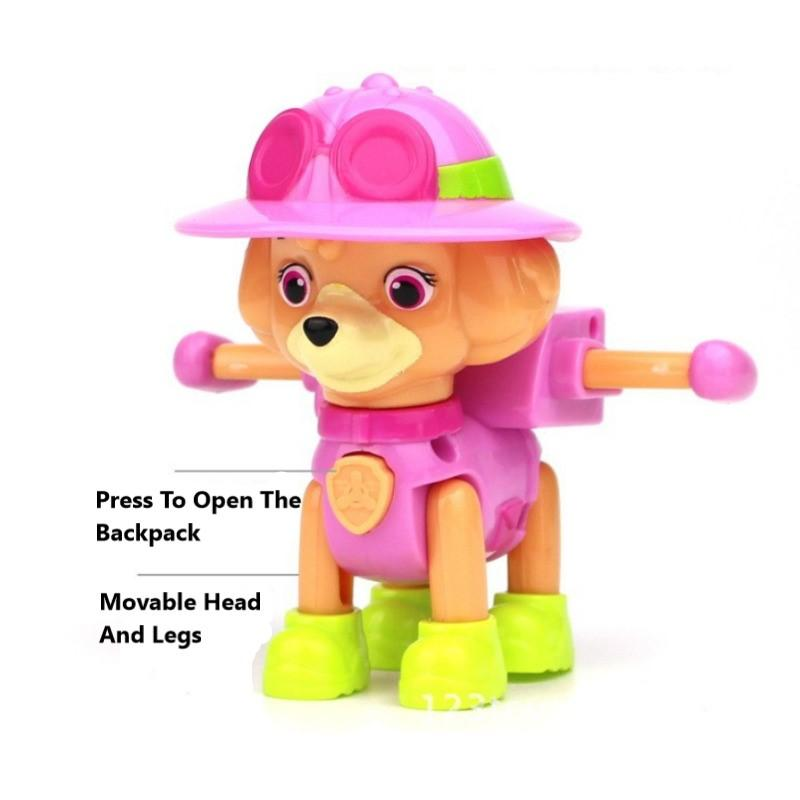 Paw Patrol Action Pack Pups Figure-skye