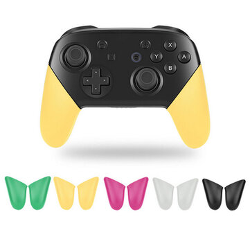 Replacement Grip Handle Protection Solid Shell Skidproof Holder For Nintendo Switch Pro Gamepad Controller