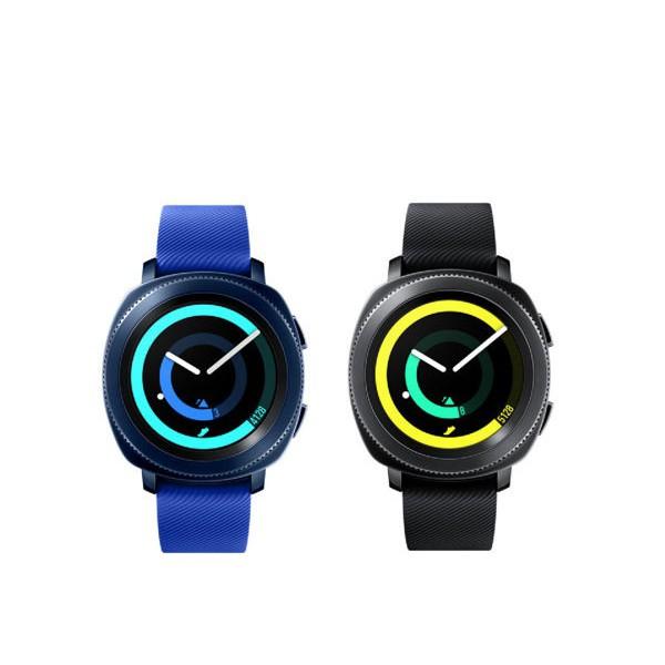 現貨 三星 Samsung Gear Sport GPS 黑/藍 智慧手錶