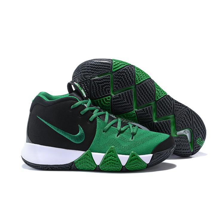 耐吉 男 NIKE Kyrie 4 Green PE Irving 厄文 籃球鞋 公園阿伯 Uncle Drew