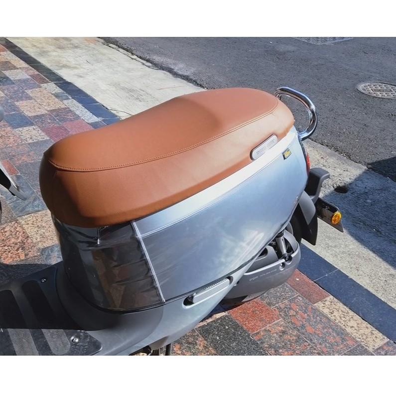 【金剛安全帽】GOGORO 2系列 騎乘版 防刮套 車套 保護套 防撞 素色 黑色 透明 歡迎批發