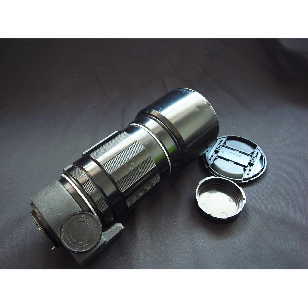 TAKUMAR Super-Multi Coated 300mm f4 M42 (LE190)