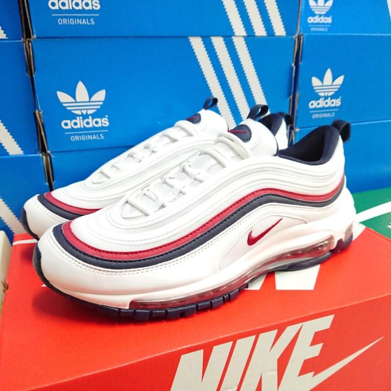 【小八】Nike Air Max 97 W Red Crush 白紅 921733-102
