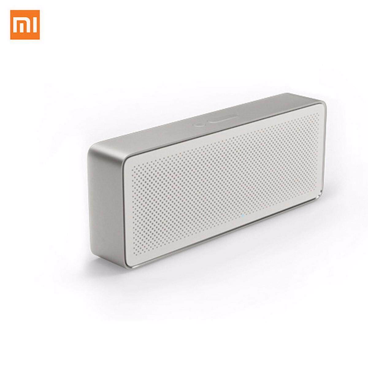 Original Xiaomi Mi Bluetooth Speaker Square Box, 2 Stereo Portable Bluetooth V4.2 High Definition Soundbox Other/Speaker