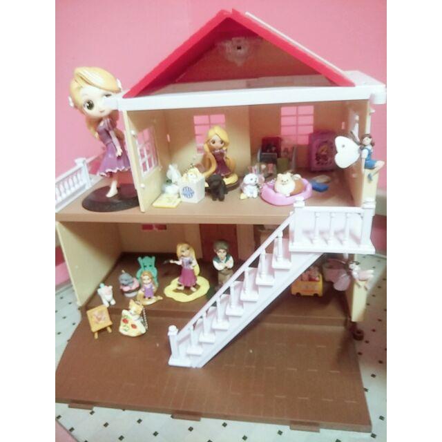 度假別墅 小木屋 玩具屋 非森林家族