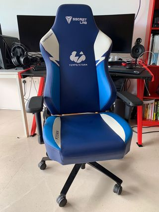 2019 SECRET LAB TEMPO/STORM GAMING CHAIR NEW