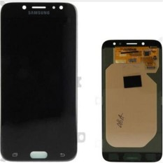 NEW mobile phone lcds assembly touch digitizer screen replacement parts black for samsung galaxy   j7 pro 2017 j730