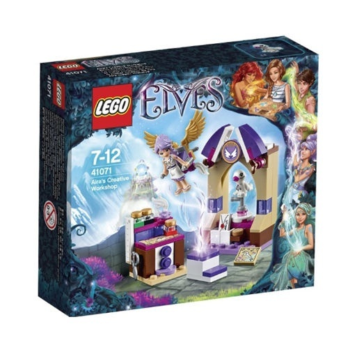 LEGO 41071 Elves Airas Creative Workshop Toy Figure Set New In Box #41071