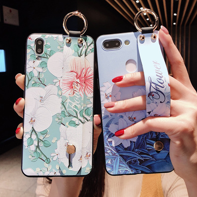 Oppo R11 R11S Plus Cute Luxury Floral Case  25313