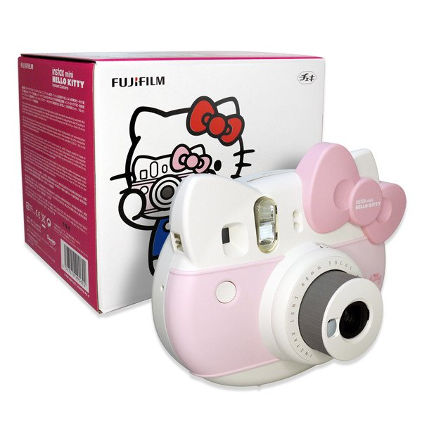 【FUJIFILM 富士】instax mini HELLO KITTY 拍立得相機