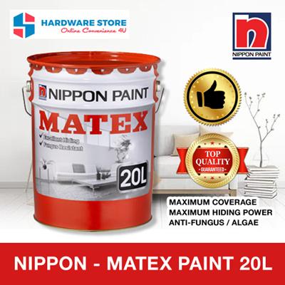 Nippon - Matex Paint 20L