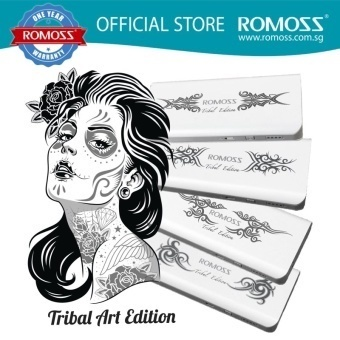 Romoss Tribal Art Edition (Set of 4 Design) Limited Edition PowerBank