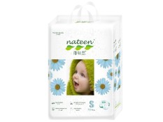 Nateen Premium Baby Diapers(Velcro Tapes)