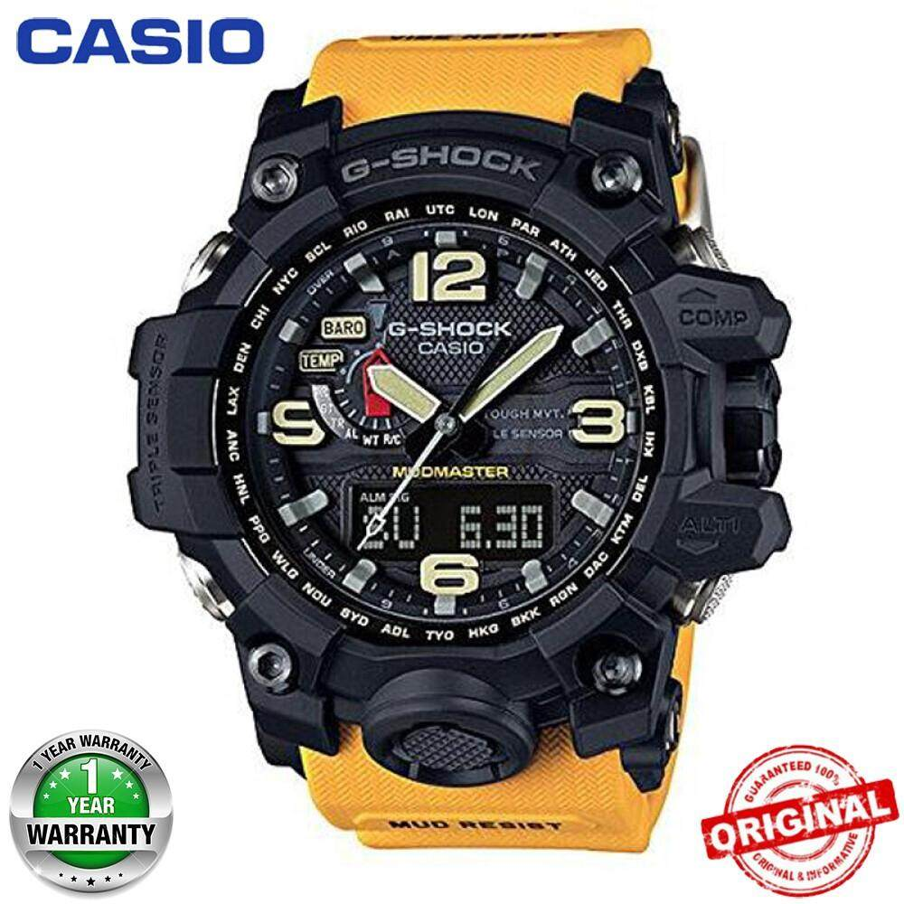 【Crazy Sale】Casio G-Shock GWG-1000 MUDMASTER Wrist Watch Men Sport Watches