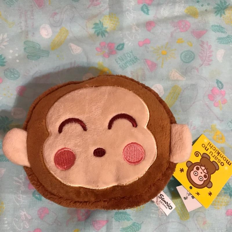 三麗鷗 淘氣猴馬卡龍吊飾6吋 Hello Kitty 布丁狗