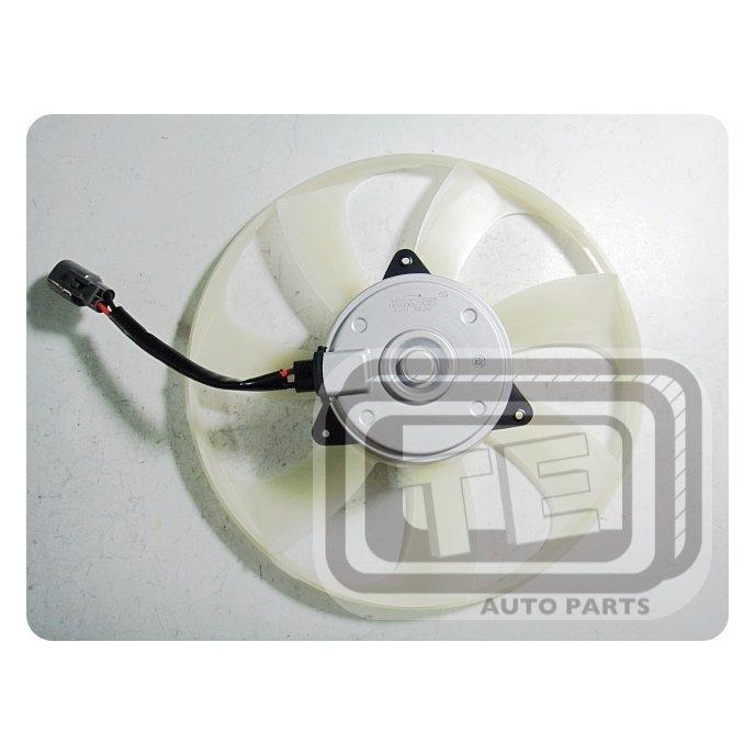 豐田 TOYOTA WISH 10-14年 水箱風扇 水扇馬達附葉片 日本馬達 台製外銷件