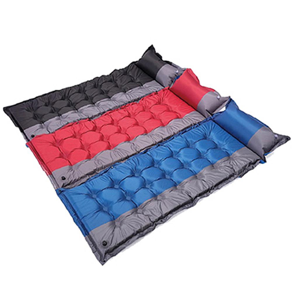 LOTUS 21點 5cm加厚加大 自動充氣墊 自動充氣床墊 露營睡墊