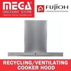 Fujioh Fjs900R Recycling Cooker Hood Recycling