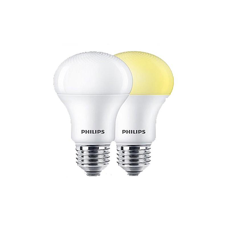 飛利浦 舒適光11W LED燈泡 白光/黃光可選 蝦皮24h