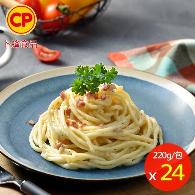 【卜蜂】奶油培根義大利麵 24包組(230g/包)