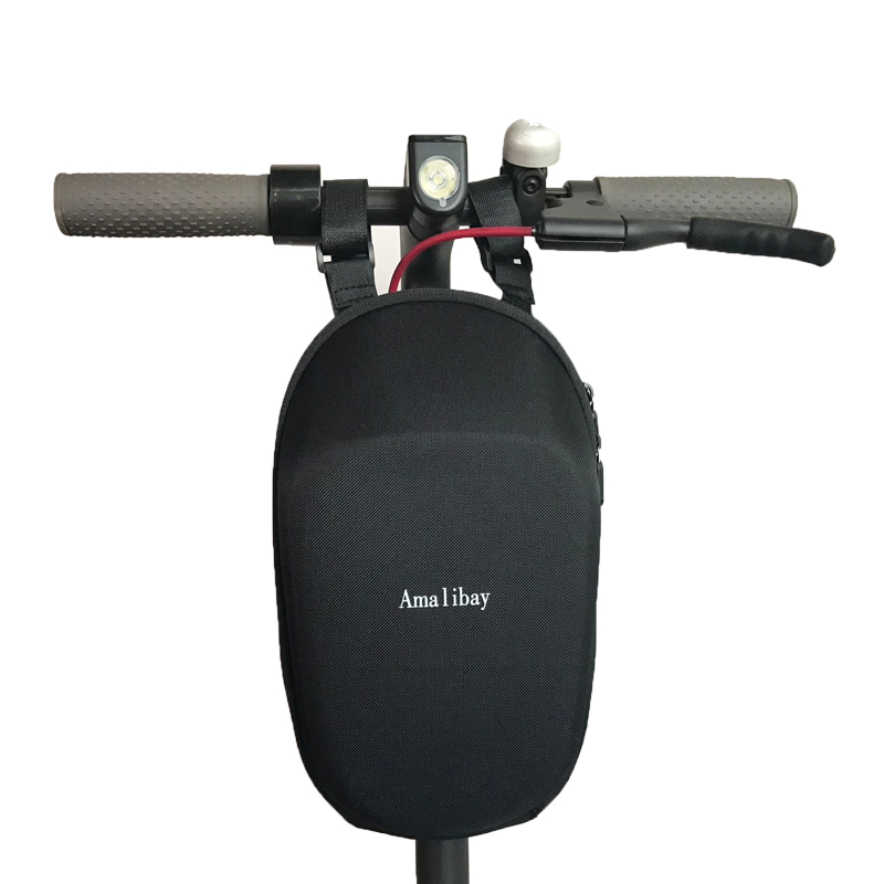 Upgraded Xiaomi M365 Scooter Head Handle Bag Life Waterproof for Xiaomi Mijia M365 Electric Scooter Qicycle