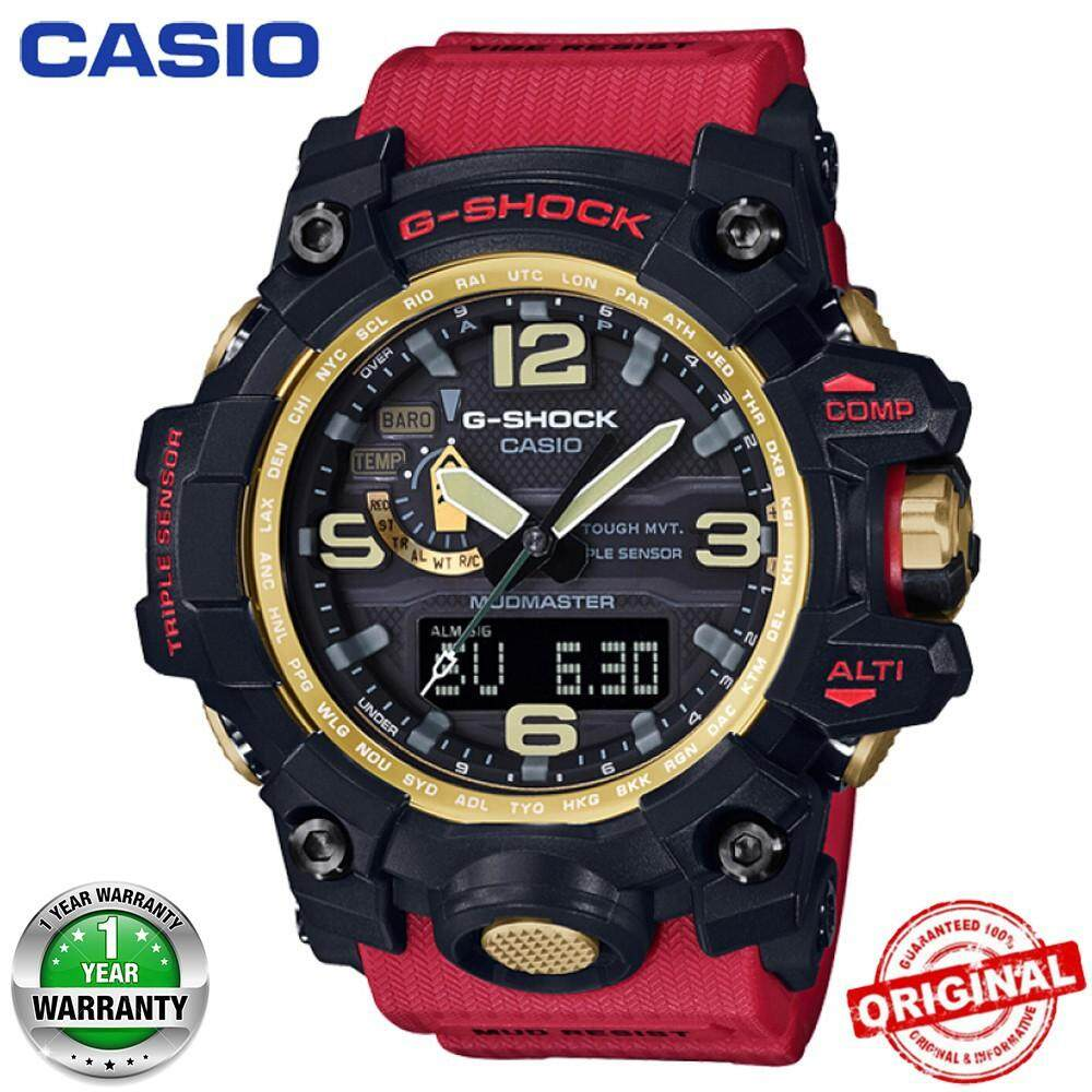 【Ready Stock】Casio G-Shock GWG-1000 MUDMASTER Wrist Watch Men Sport Watches