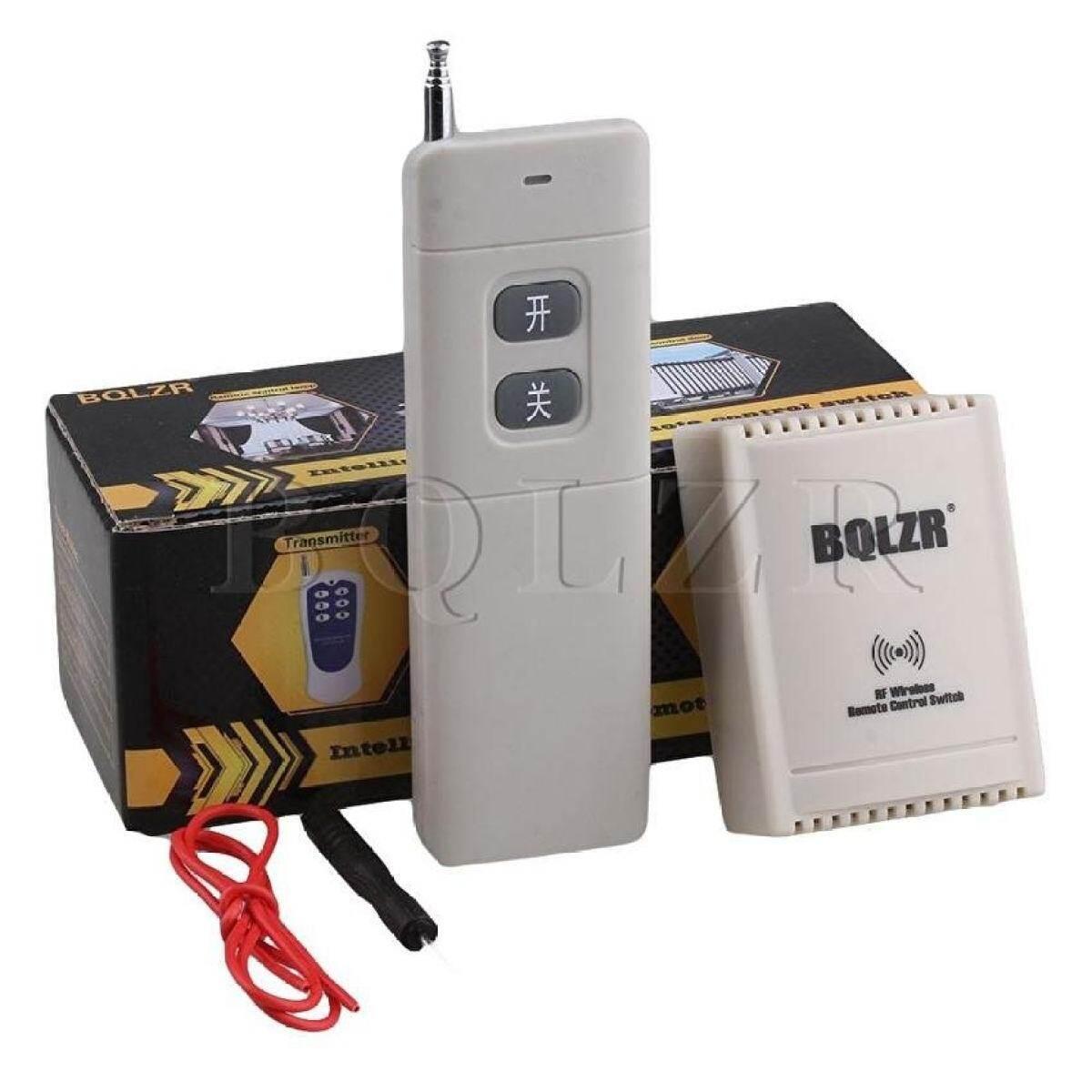 1 CH 433 MHz 220 V W/2 KeyTransmitterInterlocked