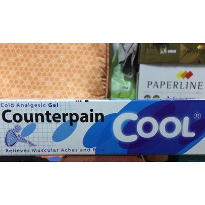 泰國Counterpain酸痛軟膏 120g