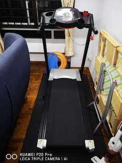 OTO Foldable Treadmill SR1200