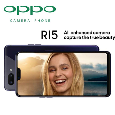 Local Set Oppo R15 | Oppo R15 Pro with 2 yrs warranty