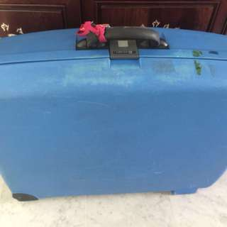 Delsey Hard Top luggage bag