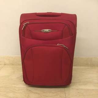 """20"""" Delsey Luggage"""