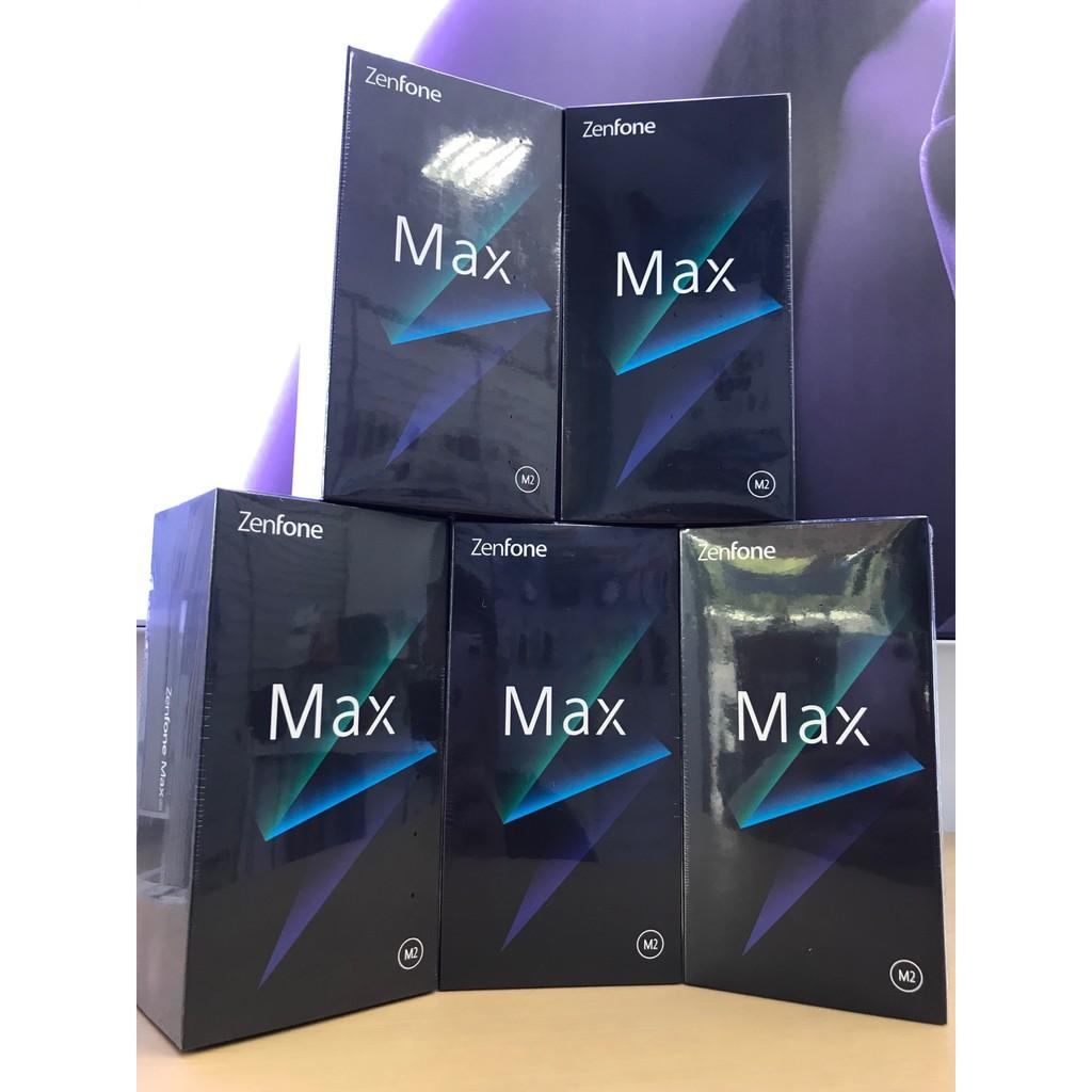 【敦富通訊】ASUS ZenFone Max M2 ZB633KL 3G+32G 6.3吋 電力怪獸 全新未拆原廠公司貨