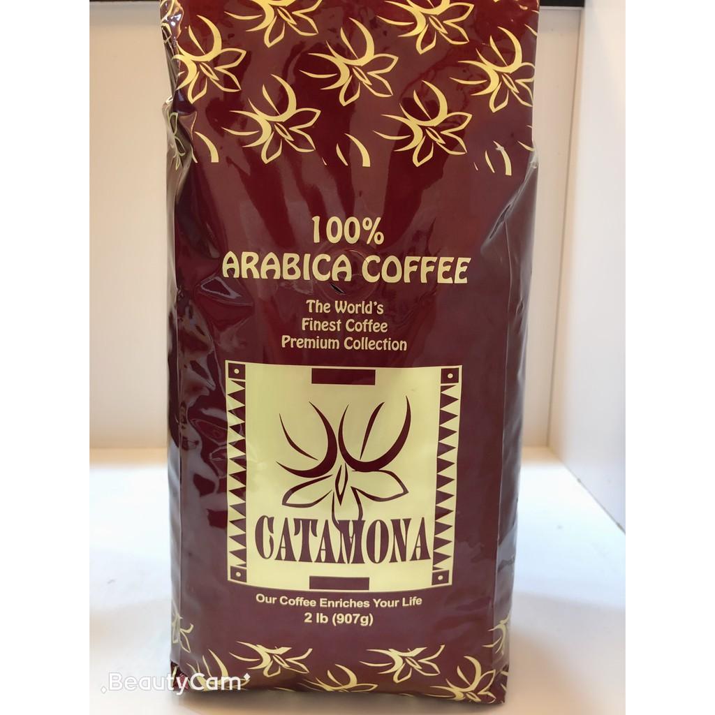 **愛洛奇**卡塔摩納(CATAMONA)咖啡豆 2磅裝