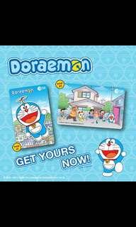 Doraemon ezlink card